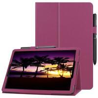 Slim-Cover para Samsung Galaxy Tab S4 10,5 SM-T830 SM-T835 Soporte Funda Estuche