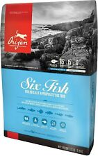 ORIJEN Six Fish Dry Dog Food (13 lb)