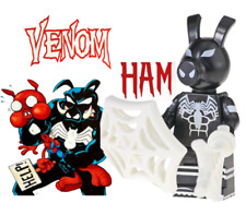 NEW MARVEL VENOM - HAM CAN PLAYS WITH LEGO MINIFIGURE USA SELLER