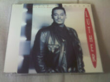 LUTHER VANDROSS - LITTLE MIRACLES (HAPPEN EVERY DAY) - UK CD SINGLE