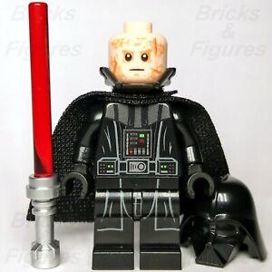 New Star Wars LEGO® Darth Vader Sith Lord Transformation Minifigure 75183