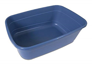 Pet Mate Giant Cat Litter Tray, Blue