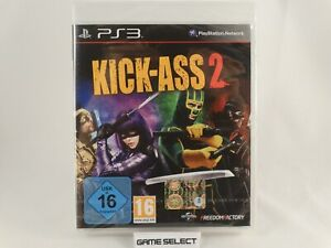 KICK-ASS 2 KICKASS SONY PS3 PLAYSTATION 3 PAL EUR ITA ORIGINALE NUOVO SIGILLATO