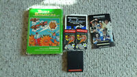 INTELLIVISION BUZZ BOMBERS BOXED