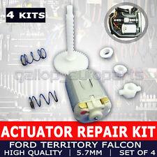 FALCON AU BA BF FORD TERRITORY REPAIR KIT FOR DOOR LOCK ACTUATOR SET OF 4