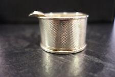 antiker Aschenbecher um 1870 835er Silber mit Wappen Silberaschenbecher Ascher