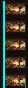 Howls Moving Castle 35mm Film Cell strip very Rare b241