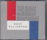 Duke Ellington - The Great American Composers 2 CD 1990 SEALED