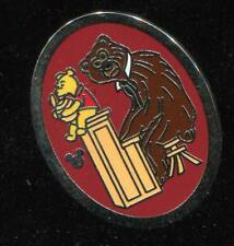 Hidden Mickey Winnie the Pooh and Friends Pooh and Gomer Disney Pin 97270