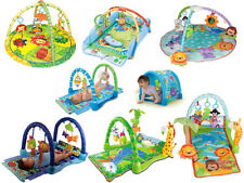 Safari Boys & Girls Mat Baby Playmats