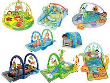 Safari Boys & Girls Baby Playmats