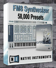 FM8 58000  Presets Pack Ableton Live Cubase Logic Pro FL Studio Bitwig Pro §15§