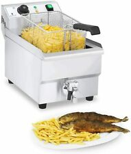 Royal Catering Frier Electric Professional Rcef 10EH-1 (338.1oz, 3 000 Watt