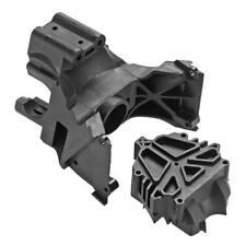 ARRMA AR320243 Front Bulkhead Set Nero