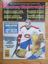 Hockey Illustrated KEN DRYDEN February 1978 Magazine MONTREAL CANADIENS