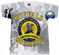 BUFFALO SOLDIER T SHIRT. Black History t-shirts Black History Shirt,