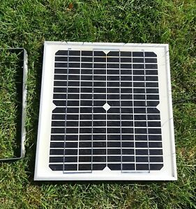 module panneau photovoltaic NICE pour portail NICE modèle ZNDY-15C