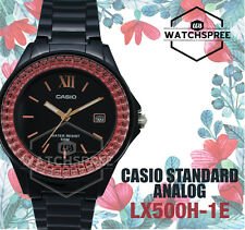 Casio Ladies' Standard Analog Watch LX500H-1E