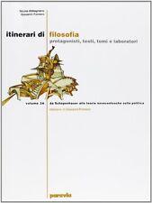 Itinerari di filosofia 3 a+b abbagnano/fornero [9788839512888]