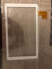 """Ecran Tactile Digitizer Pour Tablette 10"""" T-150 Blanc"""