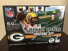 NFL Green Bay Packers 64 pc. OYO Endzone Set with 3 Characters FREE SHIP Lego!