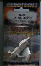 Battletech Aerotech 2 Kyushu Frigate MINT Iron Wind Metals
