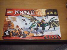Lego 70593 Ninjago (Skybound) The Green NRG Dragon (New & Sealed)