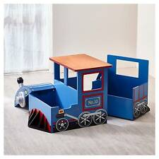 Teamson Kids - Train Desk and Bench Set