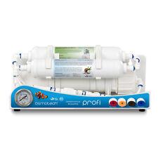 OSMOTECH Osmoseanlage - Modell Profi 570Liter - 3-stufiger Wasserfilter