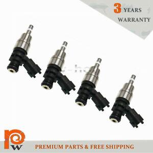 4Pcs Fuel Injectors 0261500013 For 2002-2010 Alfa Romeo 156 Spider GT GTV 2.0L