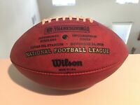 NFL Game Issue Football NEW 11/24/16 Pittsburgh Steelers Thanksgiving Day Wilson