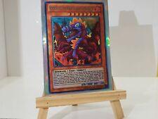 YuGiOh cartes dogoran, The Mad Flame Toon Kaiju HOLO dieux Orica/Custom Card