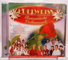 Edelweiss + CD + Romantische Volksmusik + Tolles Album mit 14 starken Lieder +