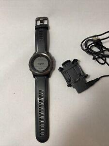 Garmin Fenix 3 HR GPS Rugged Smartwatch Sport Fitness Running Outdoors Graphite