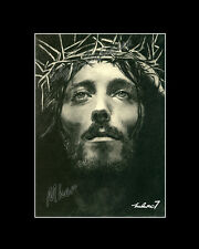Jesus of Nazareth religious drawing from artist art image picture