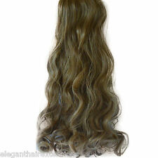 """20""""-22"""" CURLY WAVY FULL HEAD CLIP IN HAIR EXTENSIONS - ALL COLOURS- PREMIUM"""