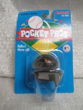 1997 Baltimore Orioles Riddell Pocket Pros Baseball Mini Helmet
