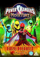 POWER RANGERS MYSTIC FORCE VOLUME 3 DVD NEW & SEALED FREE POST