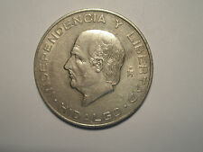 1956 mexican 10 pesos Hildalgo