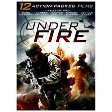 Under Fire: 12 Action-Packed Films (DVD, 2013, 3-Disc Set)