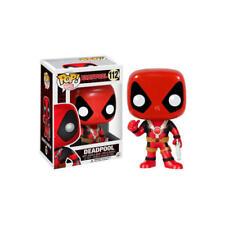 Figuras de acción de superhéroes de cómics figura original (sin abrir) Deadpool