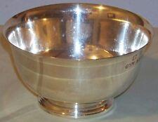 Vintage Wilcox Silverplate Presentation Bowl
