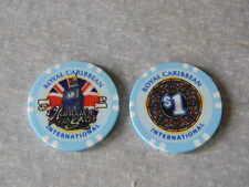 Royal Caribbean $1.00 Casino Chip Gaming Token NAVIGATOR OF THE SEAS Big Ben