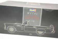 REVELL Metal 8818 `56 Ford Thunderbird Convertible 1:18 OVP // PP466