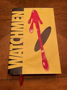 DC Absolute Watchmen With Slipcase Hardcover By Alan Moore. See Pics.