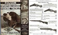 H & D Folsom 1936 Arms Company Catalogue No. 45