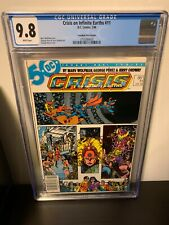 Crisis On Infinite Earths #11 CGC 9.8 NM/M Rare Canadian Price Variant DC
