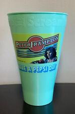 Peter Frampton Machine Pepsi Concert Cup Complete Great Condition Vintage Rare