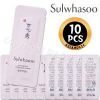 Sulwhasoo Bloomstay Vitalizing Serum 1ml x 10pcs (10ml) Sample Newist Version