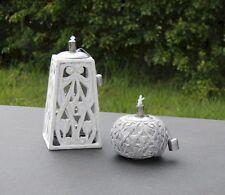 Vintage Style Oil Burner Round Oil Candle Oil Lamp Oil Burner Giftware Accessory